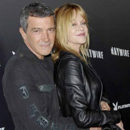 LA PAREJA MÁS ESTABLE Antonio Banderas y Melanie Griffith había sido de...