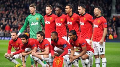 Manchester United se despide de cuatro años sin jugar unos octavos de final de Champions