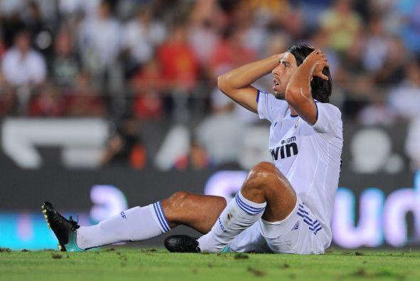 Terminó el duelo y Real Madrid se presentó en la Liga española con un em...