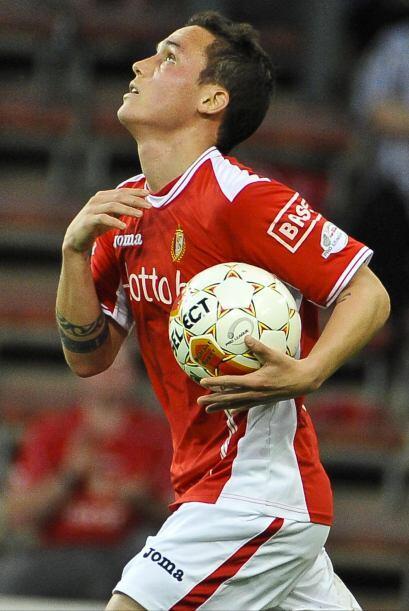 El futbolista vinotinto Luis Manuel Seijas se unió también a las oracion...
