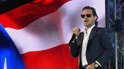 Marc Anthony y otros latinos millonarios en el mundo del espectáculo