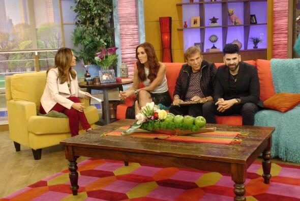 Jacky se incorporará en la tercer gala del exitoso show de Univision, pe...