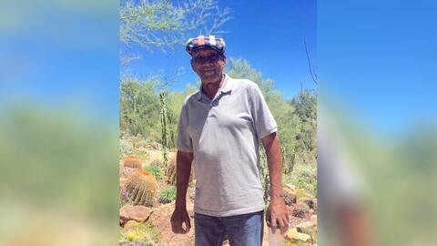 Jorge Alexander Barceló Griffin, de 73 años, se encuentra...