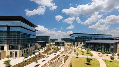 Así es la nueva sede de Toyota que se mudó de California a Texas