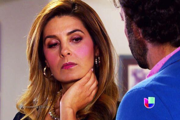 ¿Qué dices Isabela? ¿Serás aliada de Diego? Se ve que lo estás pensando.