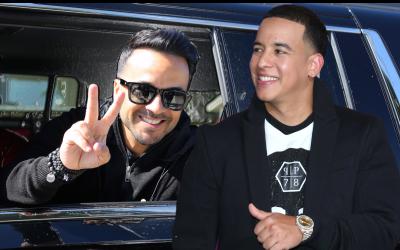 Luis Fonsi y Daddy Yankee, coautores de la exitosa canción 'Despa...