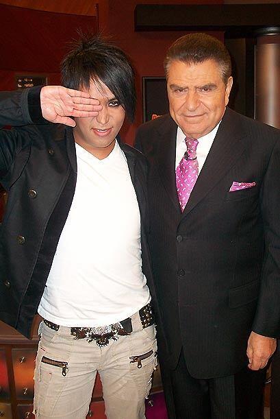 Fedro, la persona detrás del éxito visita al Don.