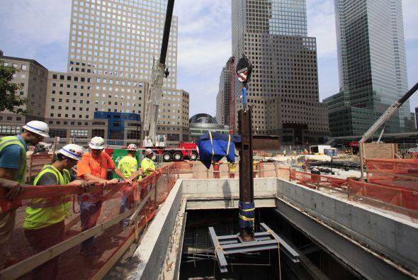 Este 11 de septiembre se conmemora el décimo aniversario de los atentados.