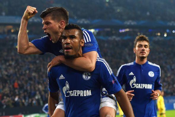 14. Schalke 04 (Alemania) 213.9 millones de euros en ingresos durante la...