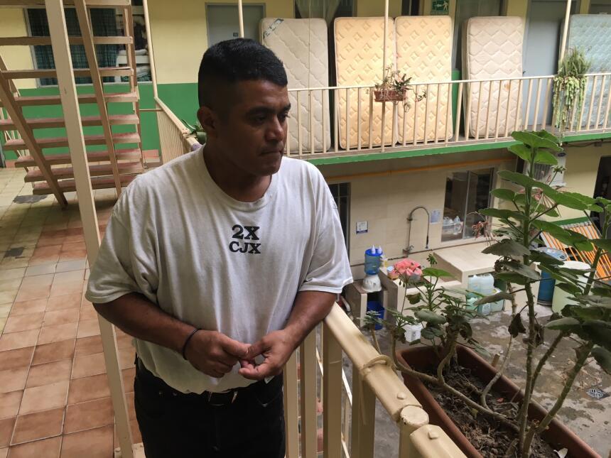 Carmelo Aguilar dijo que no pensaba reingresar ilegalmente a EEUU, sino...