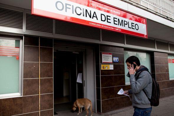 El problema del desempleo en España tuvo un panorama más p...