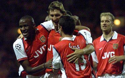 DT's MLS Patrick Vieira, Remi Garde en Arsenal