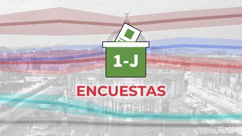 Las elecciones presidenciales de México se celebrarán el próximo 1 de ju...