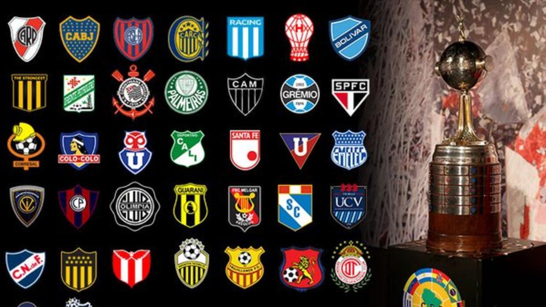 Todos los equipos de la Copa Libertadores 2016