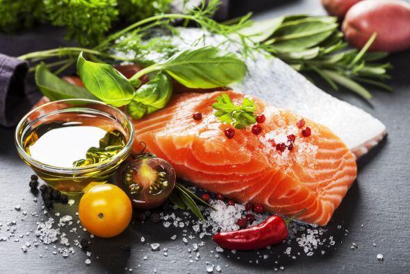 El pescado en general es rico en proteínas aproximadamente de un 18 a 20...
