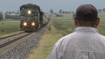 De 'La Bestia' a 'El Diablo': la nueva ruta de tren que usan los migrantes para llegar a EEUU