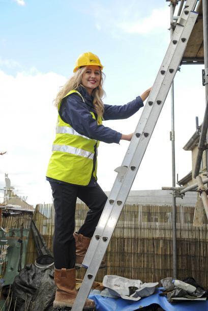 Sophie estudió Ingeniería en construcción y obras públicas.