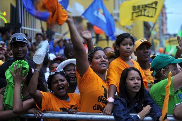 """En relación a la situación de la frontera, Mata Figueroa indicó que """"si..."""