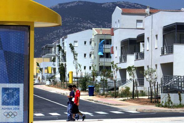 Los Juegos Olímpicos de Grecia, llevaorn a que el país entrara en deudas...