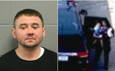 Edward N Bussem, de 33 años enfrenta cargos por robar una auto co...