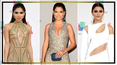 Las reinas de Nuestra Belleza Latina y sus mejores momentos en la alfombra de Latin GRAMMY
