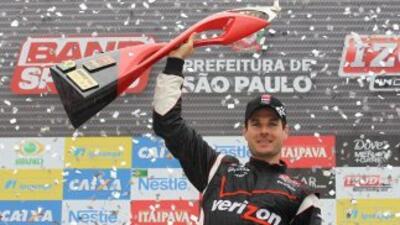 Power conquistó por segundo año consecutivo el premio en Sao Paulo, que...
