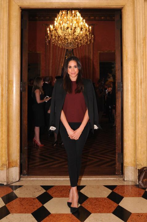 El príncipe Harry de Inglaterra se casará con la actriz  Meghan Markle e...