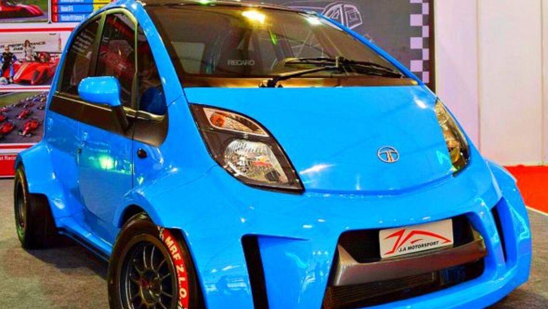 El Super Nano preparado por JA Motorsport llega hasta los 290 caballos d...