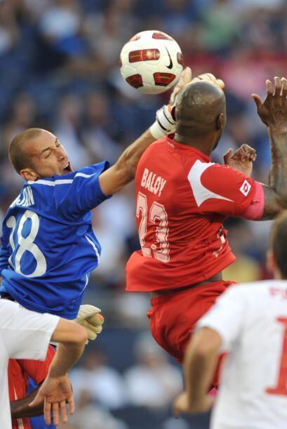 Milan Borjan decidió ir a su patria de origen, Serbia, y ahí jugó en el...