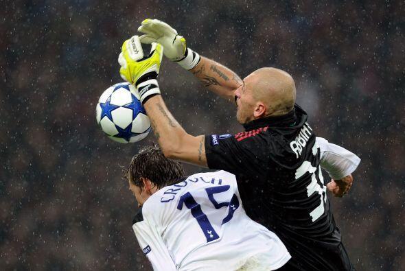 Abiatti tuvo un percance tras un choque con un rival.