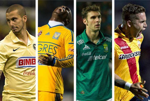 Varios equipos han tenido un inicio pobre en cuestión de fútbol y puntos...