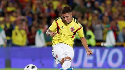 El colombiano 'Juanfer' Quintero podría estar en la lista de compras de Atlanta United