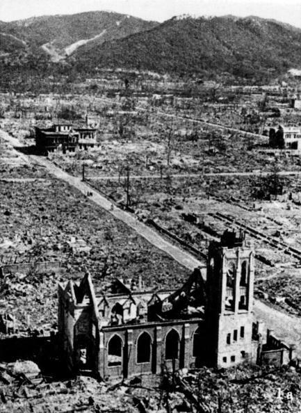 Japón recibió un segundo embate atómico el 9 de agosto de 1945 sobre la...