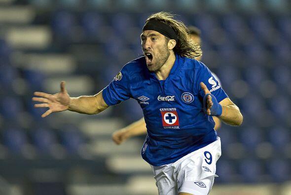 A minutos de terminar el encuentro, Mariano Pavone puso el gol del triun...