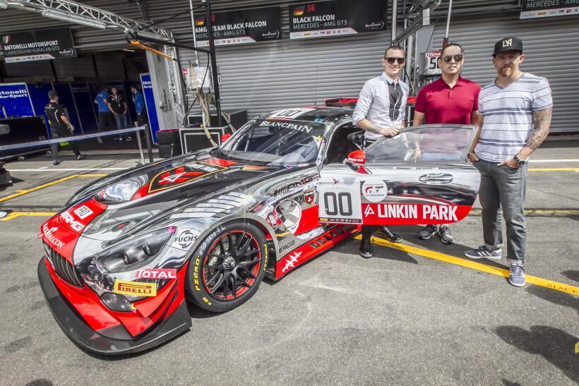 Mercedes-AMG GT3 Linkin Park