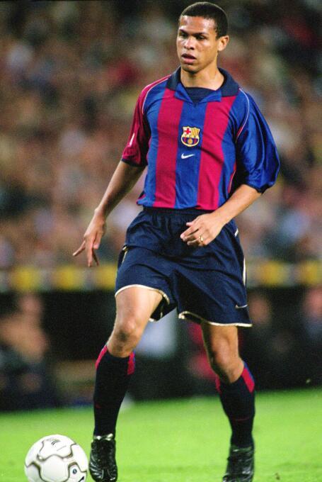 18. Geovanni (2001-2003)