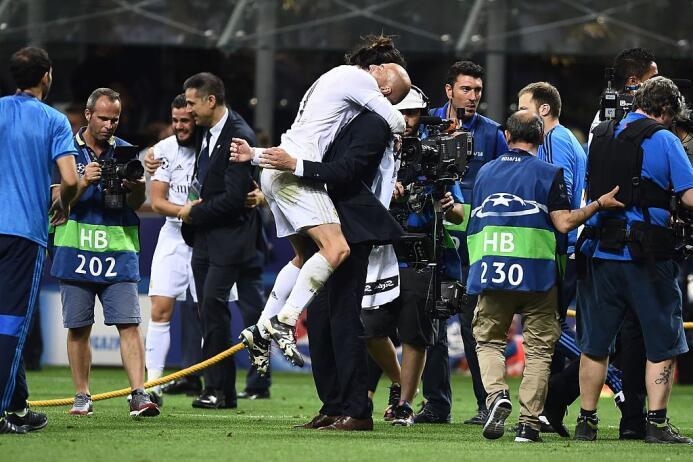 Así levantó el Real Madrid la undécima orejona