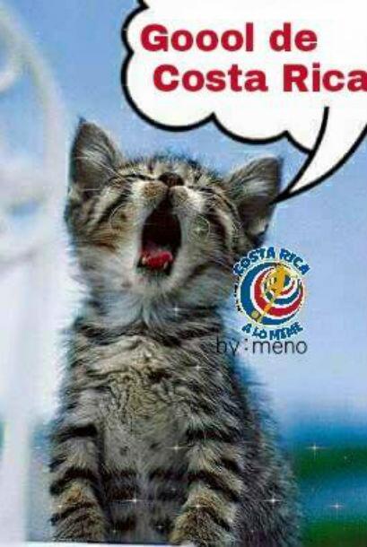 Te traemos los memes más divertidos del Costa Rica vs Jamaica