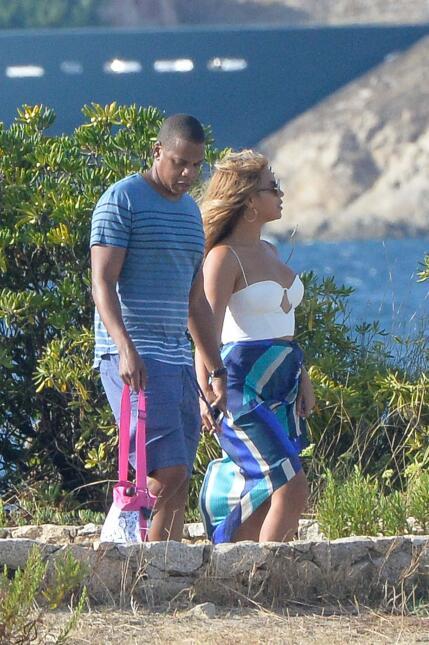 ¡Beyoncé y Jay Z están beso y beso! SALF_BYZCIL150916_19.JPG