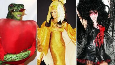 Heidi Klum, la Reina de Halloween