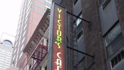 El Restaurante Victor´s Café, en Manhattan tiene 49 años ofreciendo comi...