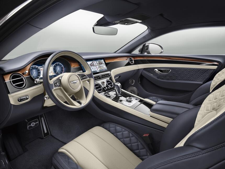Bentley Continental GT 2019