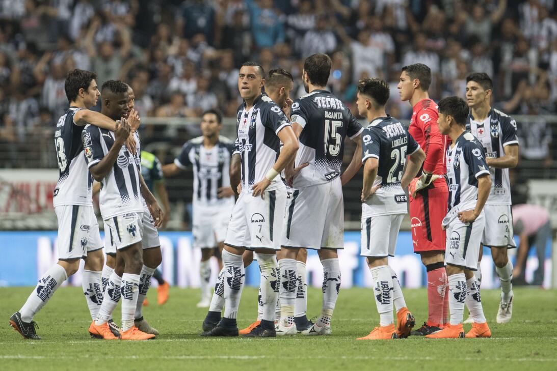 8. Monterrey: 15 puntos (+2)