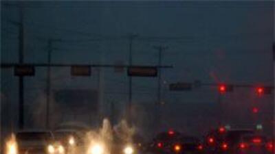 Lo últimos remanente de las tormenta Hermine dejaron varios tornados en...