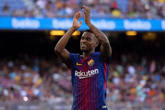 Nelson Semedo (F.C. Barcelona): el joven portugués llegó al club catalán...