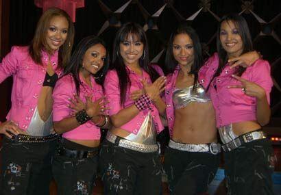 """""""Fly Khicks"""". Así se llaman estas 5 jovencitas que son las nuevas..."""