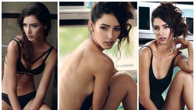 Enamórate de Sandra Naranjo, sensual colombiana que disfruta del baloncesto y el yoga