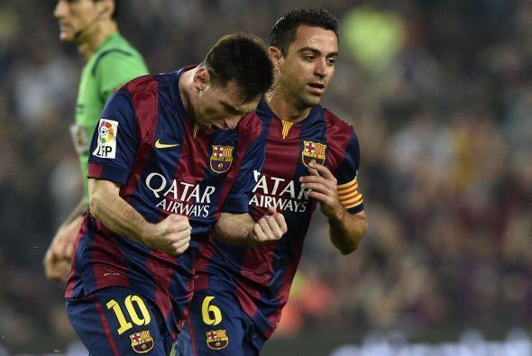 Un nuevo triplete, un nuevo 'hat-trick' de Messi, el decimoctavo en su c...