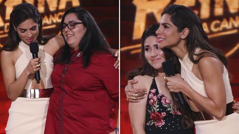 La Reina de la Canción Extra: Susset y Marcela le dicen adiós al sueño d...