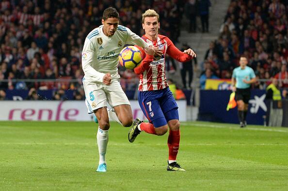 En Foto: Atlético y Real Madrid empatan y miran como se aleja el Barcelo...